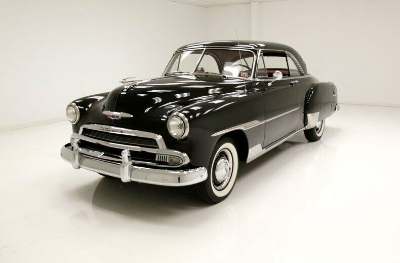 1951 Chevrolet Bel Air/150/210 Coupe