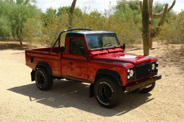 Defender 110 Hcpu For Sale Photos Technical
