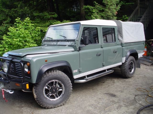 1990 Land Rover Defender Hi capacity Pick Up