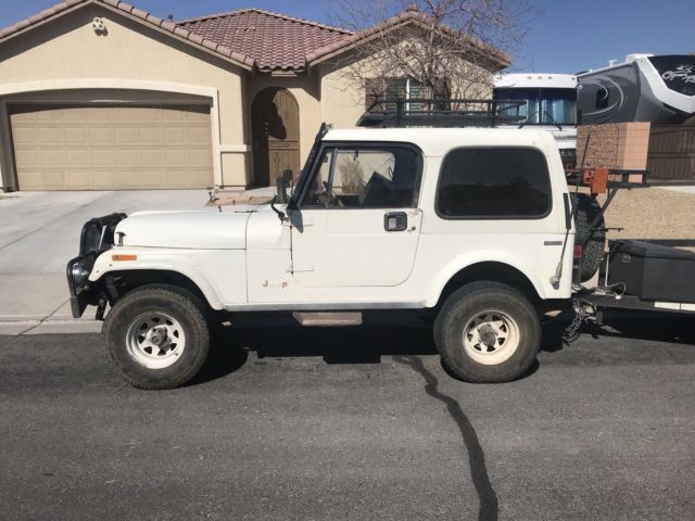 1982 Jeep CJ CJ7 Limited