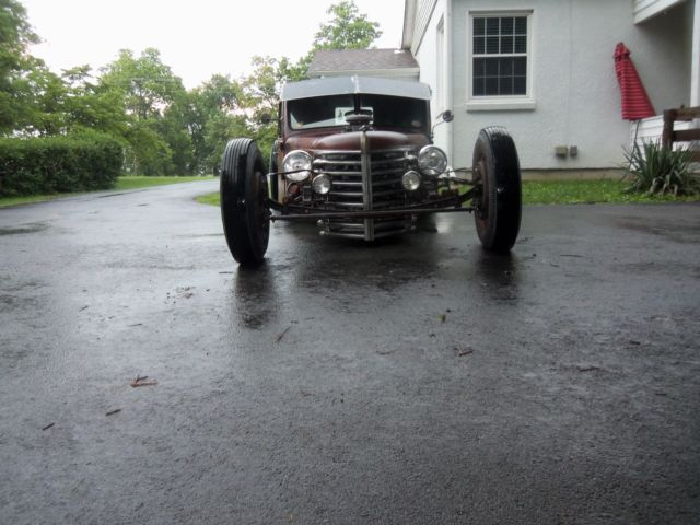 1942 Ford Other Pickups Rat