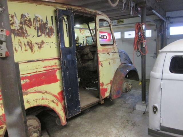1966 Divco Milk Truck Sale – Home Exsplore