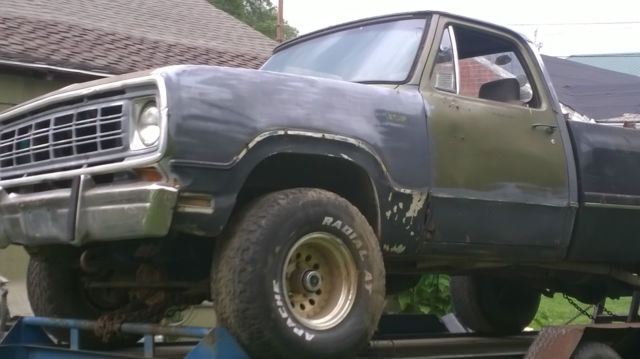 1974 Dodge Other Pickups Power Wagon