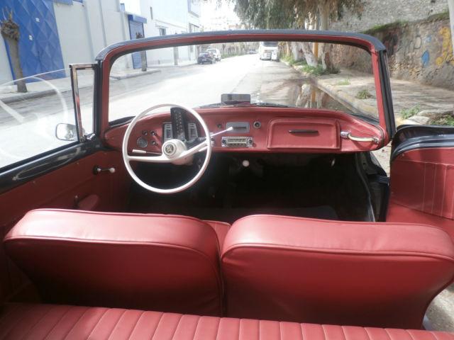Dkw 1000s Auto Union Cabrio Convertible For Sale Photos