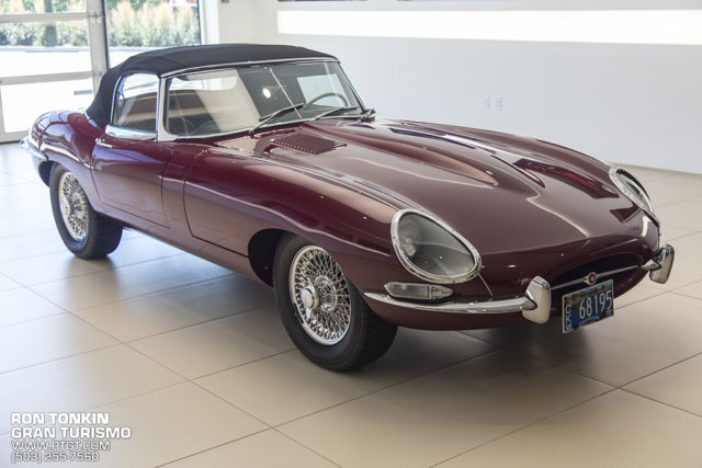 1967 Jaguar Other E-Type