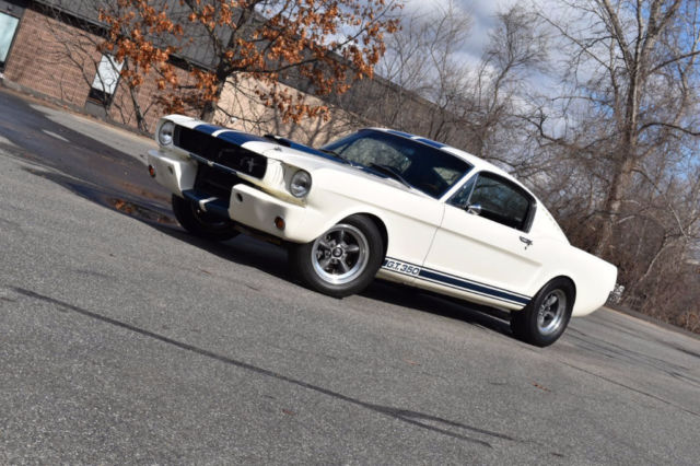 1965 Shelby GT350 Documented SHELBY GT350
