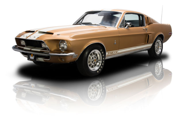 1968 Ford Mustang GT500