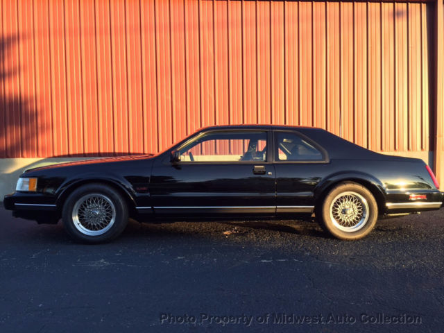 1992 Lincoln Mark Series 650 HORSEPOWER LSC ONLY 14K MILES SLEEPER RARE WIN