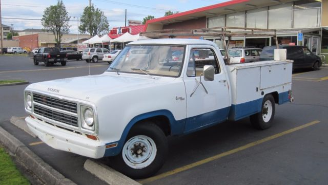1980 Dodge Other Pickups Utility
