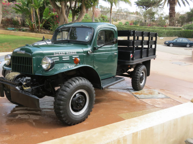 Vintage Power Wagons Your Source For Dodge Power Wagon ...
