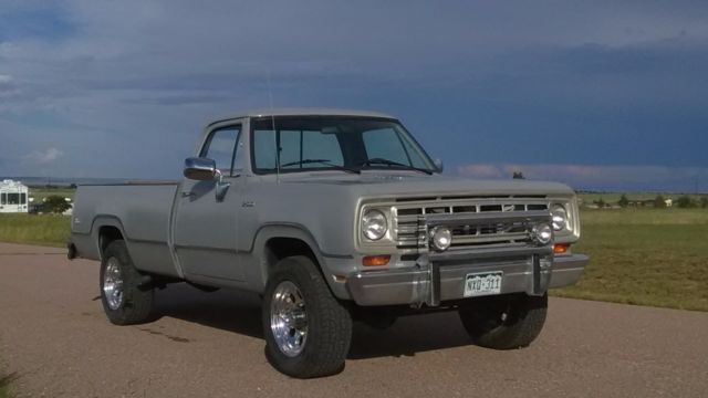 1975 Dodge Other Pickups Custom