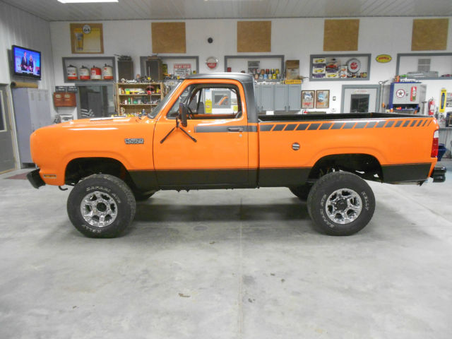 1979 Dodge Other Pickups POWER WAGON
