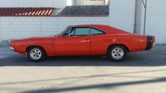 Dodge Charger For Sale: Dodge Charger 1968 For Sale: Photos, Technical