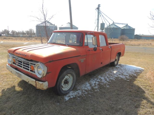 1966 Dodge Power Wagon