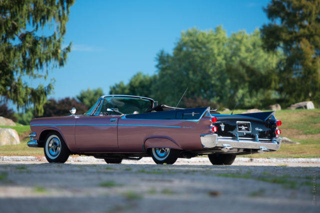 1958 Dodge Other Lancer Convertible