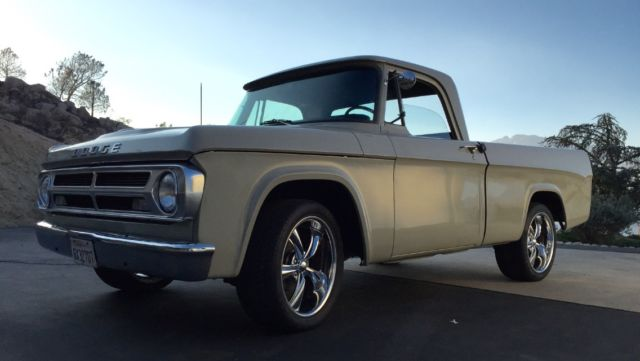 1971 Dodge Other Pickups Shortbed