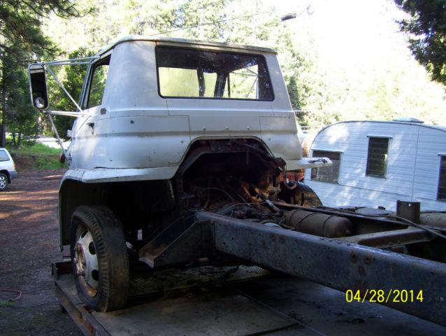 Cabover Trucks For Sale >> Dodge L600 1969 tilt cab COE Cabover, hauler, rod, rat ...