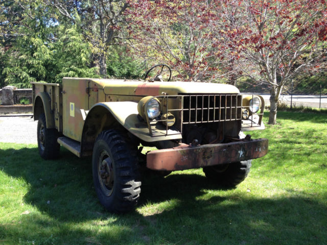 1952 m37 dodge power wagon for photos technical dodge m37 1952 power wagon 4x4 jeep military very nice truck m 37