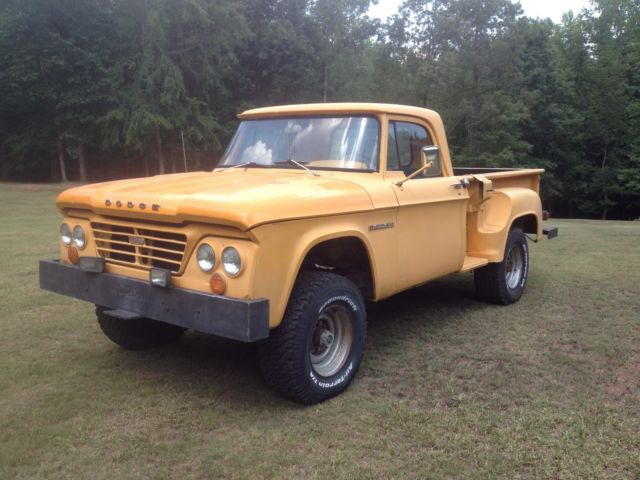 1964 Dodge Other Pickups D-100