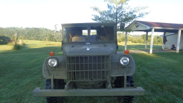 1951 Dodge Power Wagon W M 300