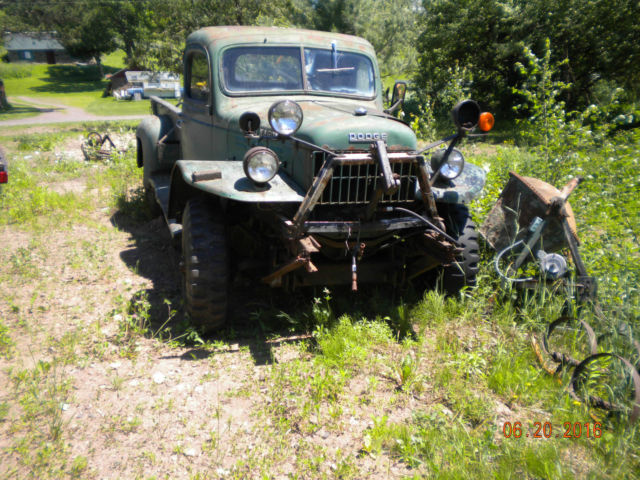 Dodge wm 300 power wagon for sale autos post for Motorized wagon for sale