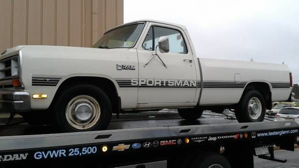 1987 Dodge Other Pickups D150