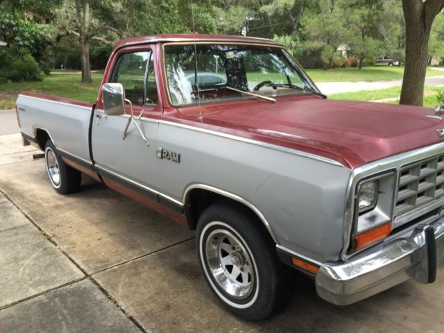 1985 Dodge Other Pickups Prospector