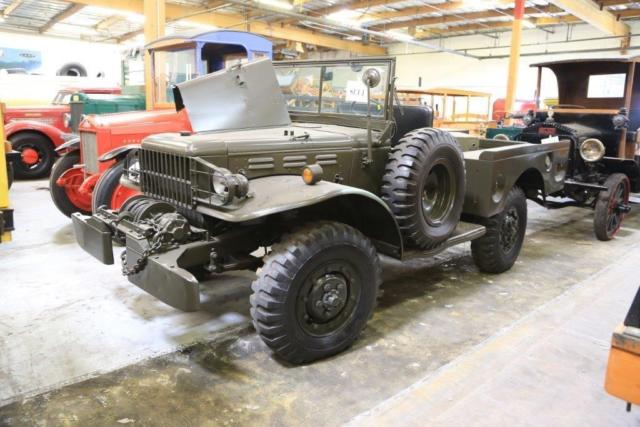 1945 Dodge Other Weapons Carrier