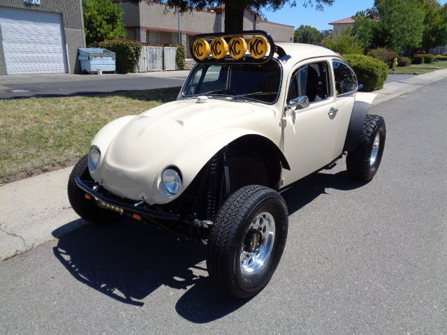 Dream 1974 Vw Baja Bug Prerunner Ultimate Build Best Of Everything 2 8 Porsche