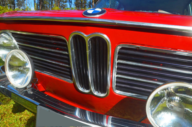 1973 BMW 2002 Roundie 2002 Matching Numbers