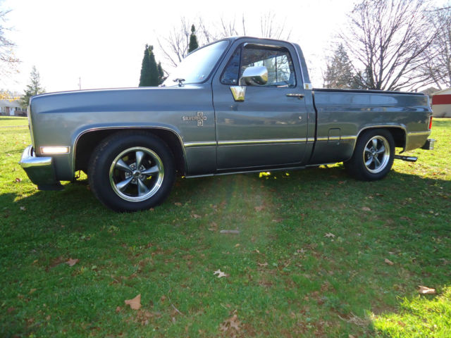1986 Chevrolet Other Pickups SILVERADO