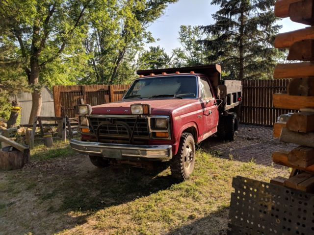 1982 Ford Other Pickups Custom