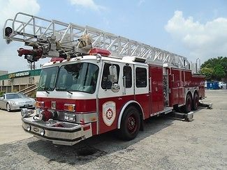 1992 Other Makes 110FT LADDER /PUMPER 4DR HURRICANE