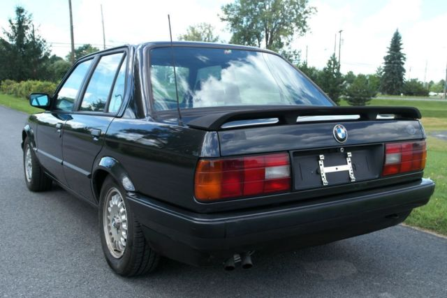 e30 euro turbo diesel 4 doors 5 speed super nice for sale. Black Bedroom Furniture Sets. Home Design Ideas
