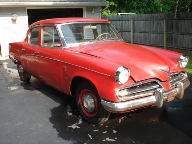 Early 1953 Studebaker Champion Regal 4 Door for sale ...