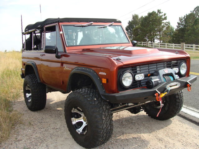 19690000 Ford Bronco