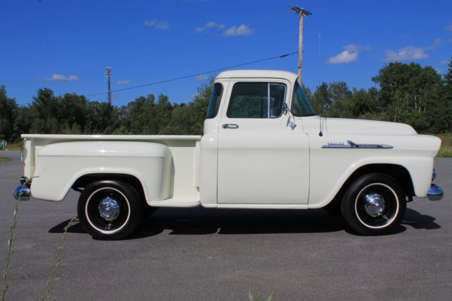 1958 chevy truck for sale ebay
