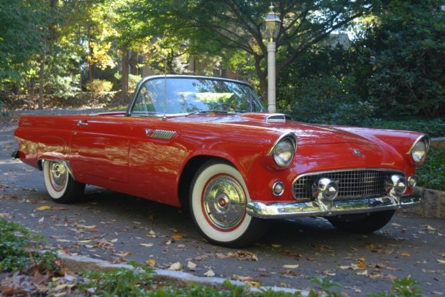 Ebay Motors Cars Trucks Ford Thunderbird 1955 For Sale Photos Technical Specifications Description
