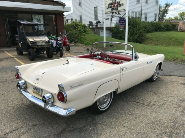Ebay Motors Classic Cars 1955 Ford Thunderbird For Sale Photos Technical Specifications Description
