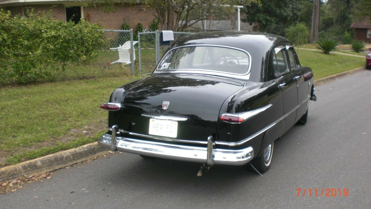 Ebay Motors Classic Cars For Sale 1951 Ford Custom For Sale Photos Technical Specifications Description