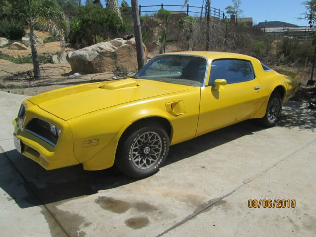 Ebay Motors Classic Collector Cars1978 Pontiac Trans Am For Sale Photos Technical Specifications Description