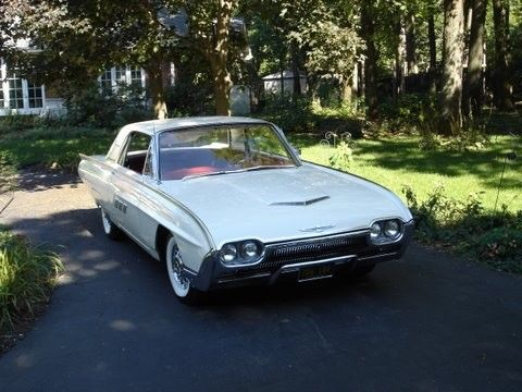 Ebay Motors Classic Ford 1963 Thunderbird Head Turner Trophy Car For Sale Photos Technical Specifications Description
