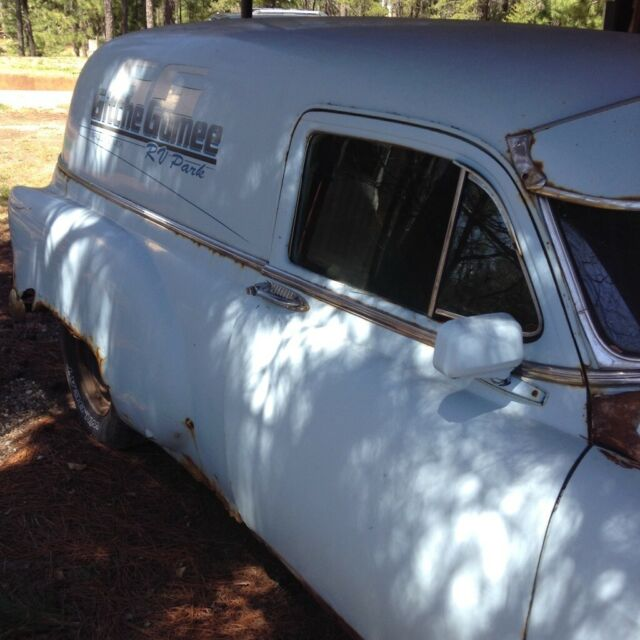 Ebay Motors Collector Cars 1953 Sedan Delivery With Lt1 Crate 350 And Overdrive For Sale Photos Technical Specifications Description