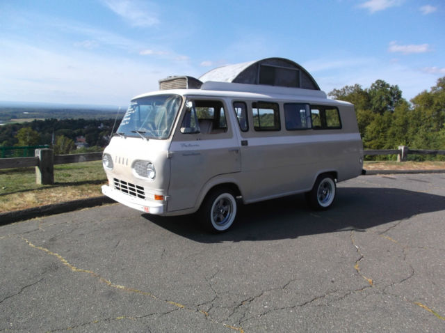 1965 Ford E-Series Van