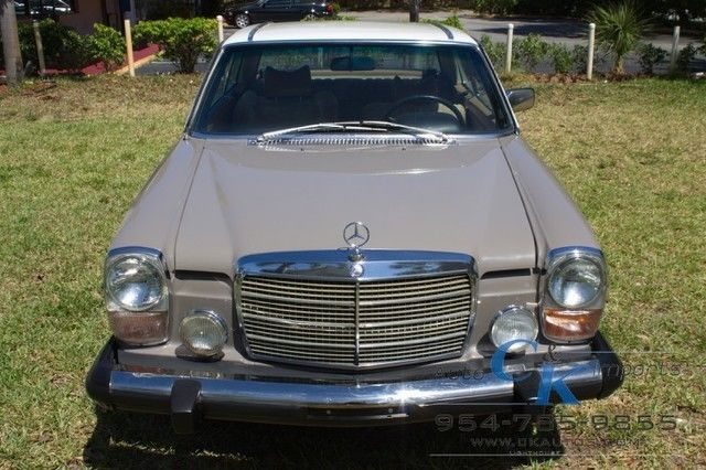 1974 Mercedes-Benz 200-Series 280C