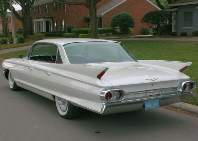 1961 Cadillac DeVille HARDTOP - RUST FREE - REFRESHED