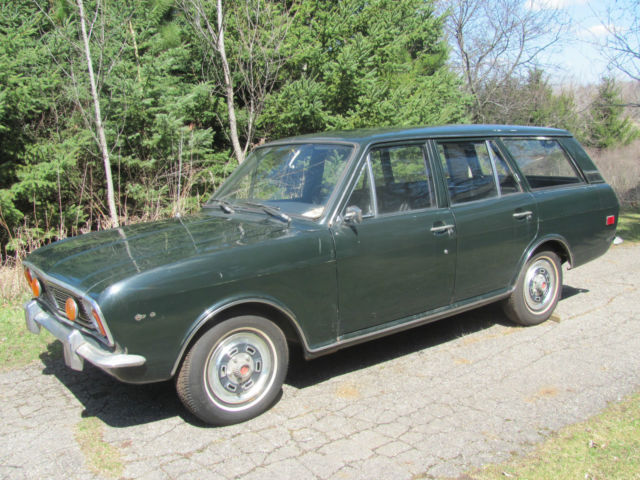 1968 Ford Cortina wagon