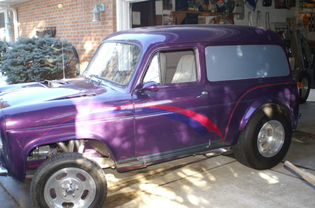 English Ford Thames, Anglia, Gasser, 300E Hot Rod for sale: photos, technical specifications
