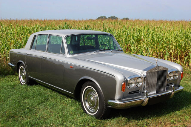 1967 Rolls-Royce Silver Shadow - 4 door saloon