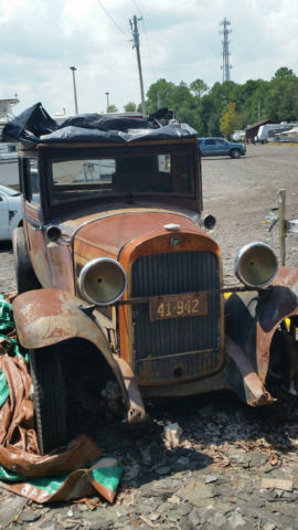 1929 Other Makes Super 6  2 Door Sedan 2 Door Sedan